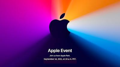 Apple Sptember event 2021