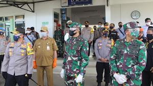 TNI-POLRI Kabupaten Tangerang Siap Bantu Disiplin Covid-19