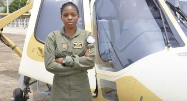 Identity of the killer of late flying officer Tolulope Arotile revealed