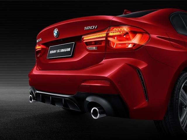 BMW Série 1 Sedã