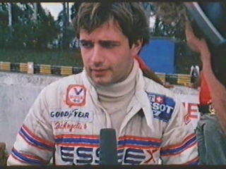 Elio de Angelis drove for Lotus for six seasons