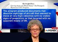 Secret UFO Pentagon Program Explained By Leslie Kean | INTERVIEW