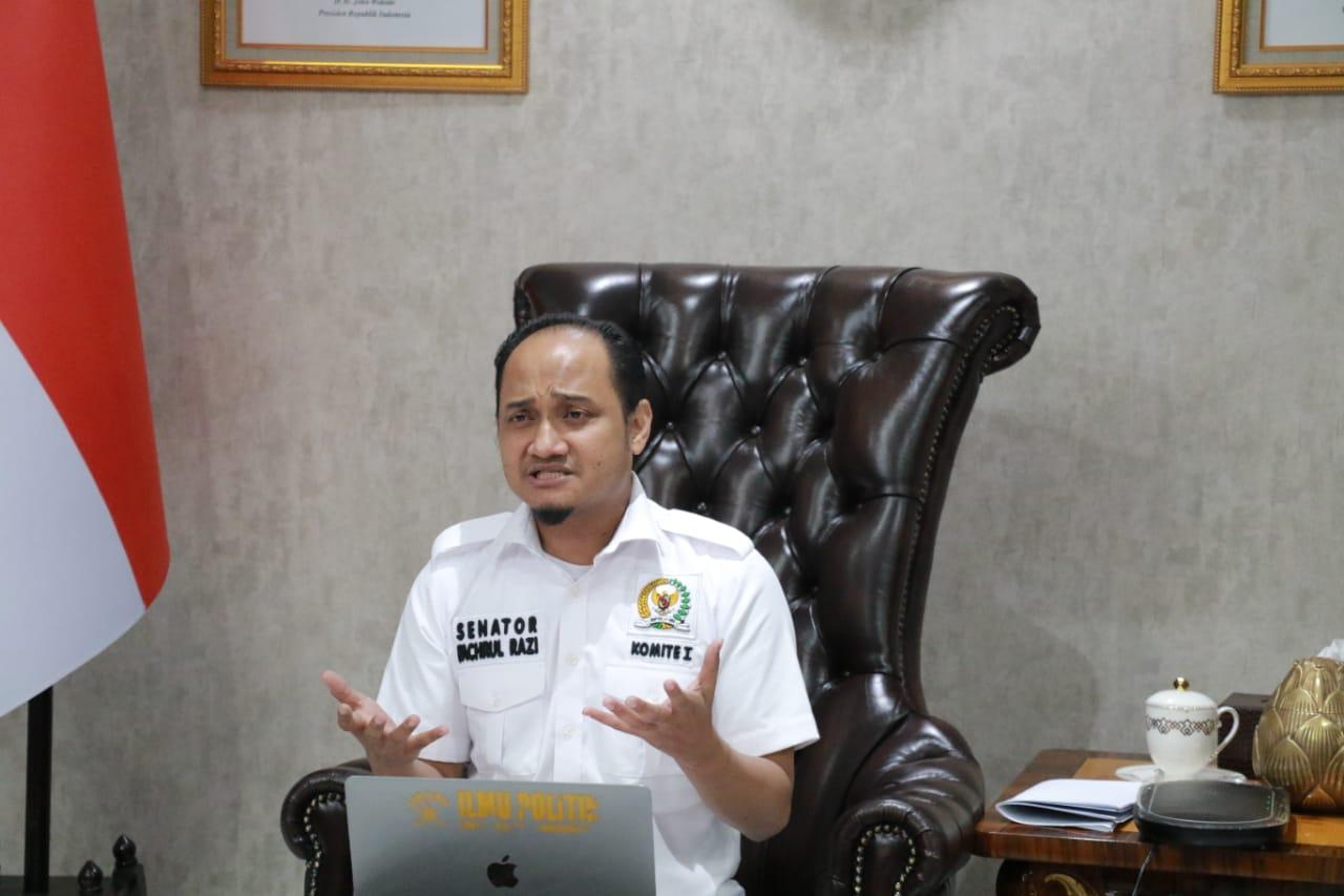 Fachrul Razi: Pilkada ditengah Pandemik Adalah Ancaman Bagi Kedaulatan Rakyat