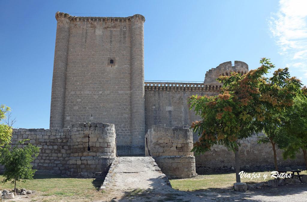 Castillo de Villafuerte de Esgueva