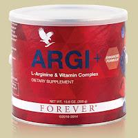 Хранителна добавка с L-аргинин и витаминен комплекс - кутия /ARGI+ box L-Arginine & Vitamin Complex/