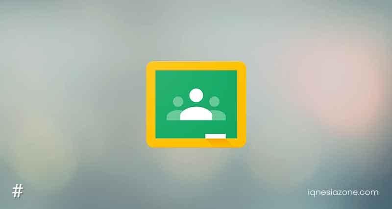 Aplikasi Google Classroom