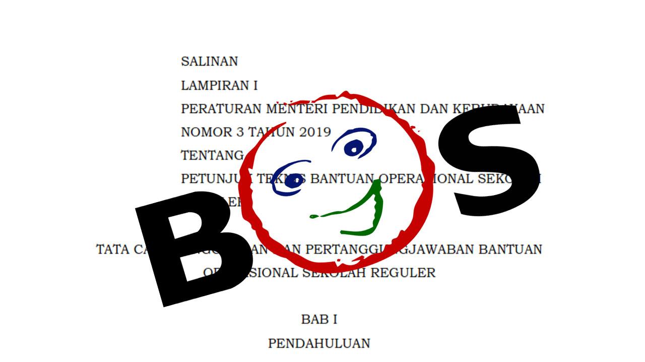 Komponen PPDB pada BOS Reguler Tahun Ini