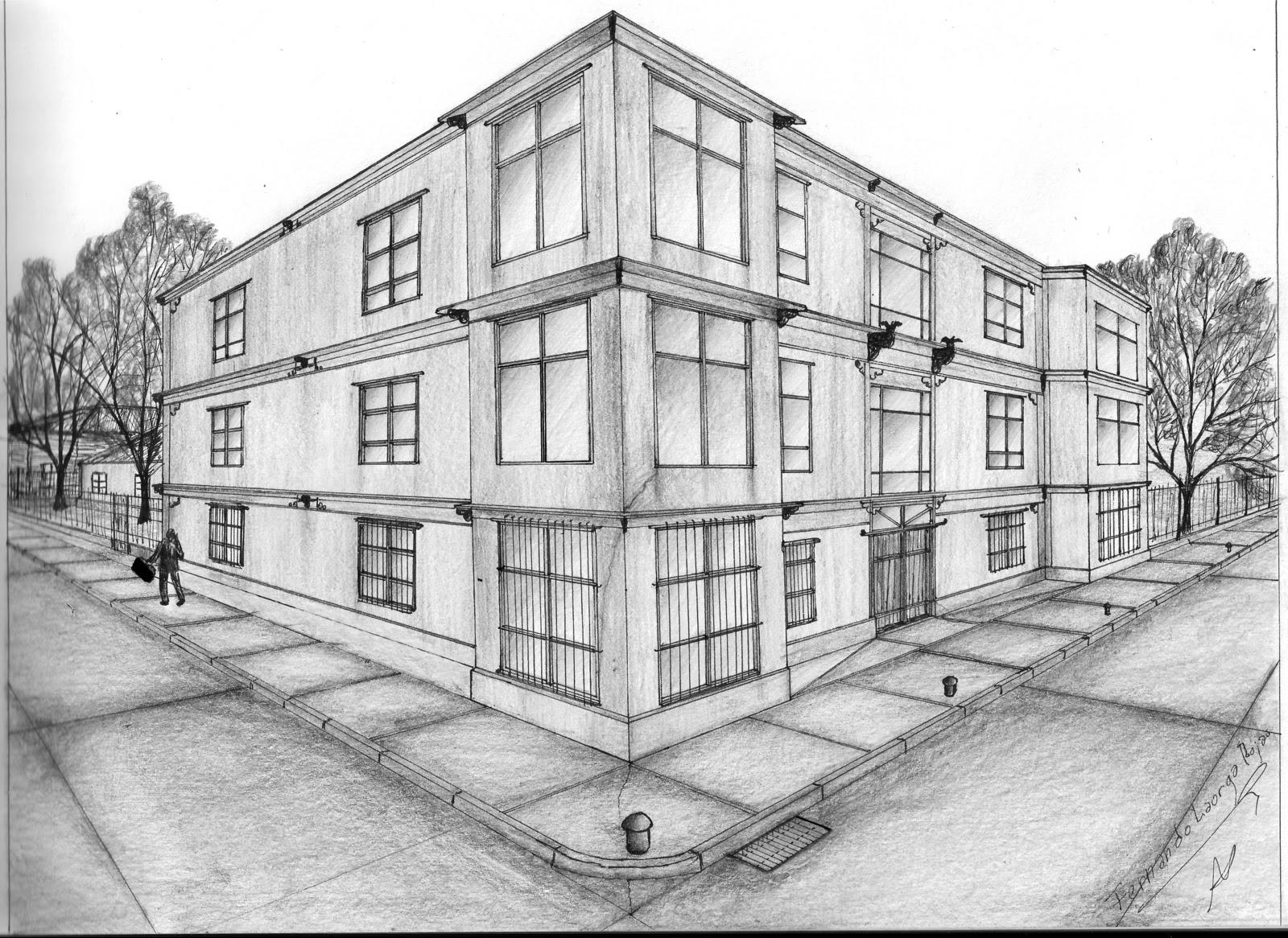 proyect di arq dibujo arquitect nico 1 n7. Black Bedroom Furniture Sets. Home Design Ideas