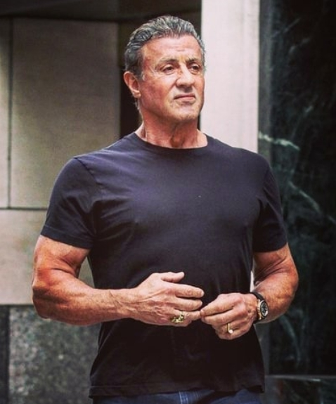 The Richest Actors - Sylvester Stallone