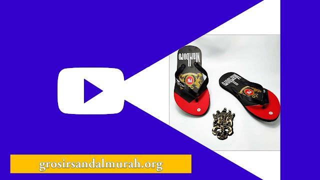 Grosirsandalmurah.org - SandalPria - Sandal Rokok Pria AB