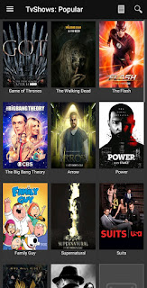 Movie HD – Watch Movies, TV Shows v5.0.5 [AdFree] + MX Player Pro 1.10.50 Apk