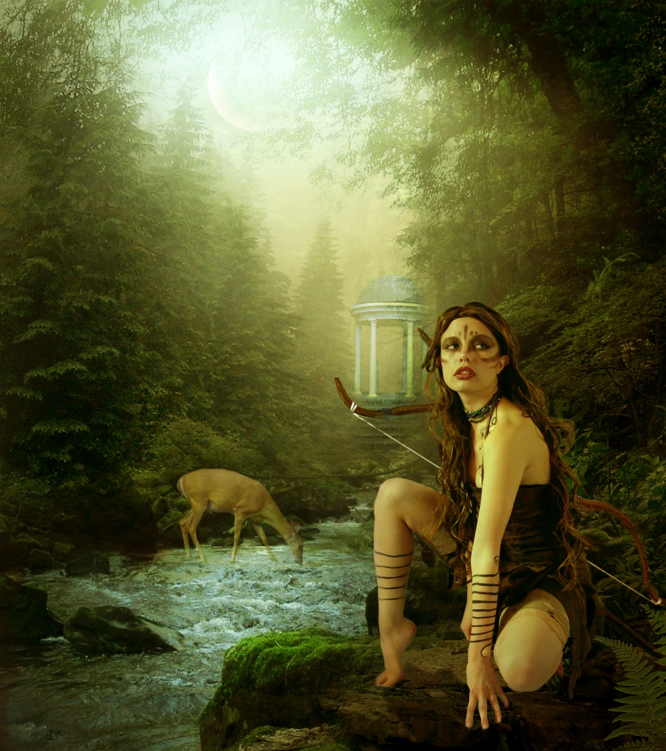Artemis, Goddess of the wild