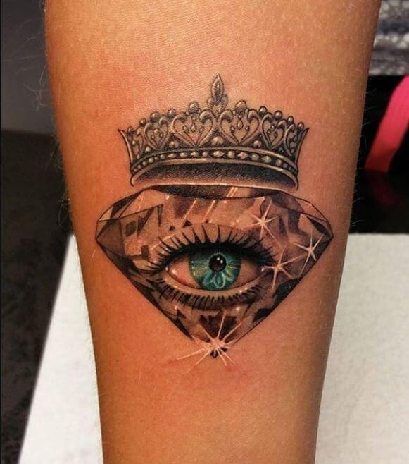 50 Crown Tattoos For Men 2019 King Queen With Meaning Tattoo Ideas