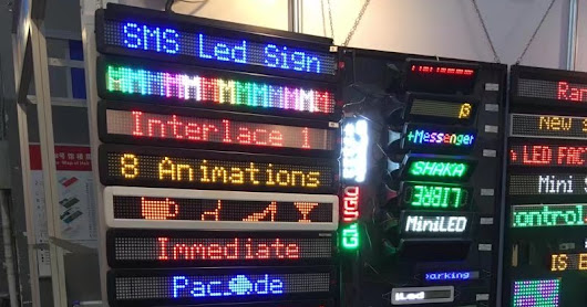 Springfield (marca de hombres españoles) Spain led display sign led strip led lights led lighting led display screen for advertising