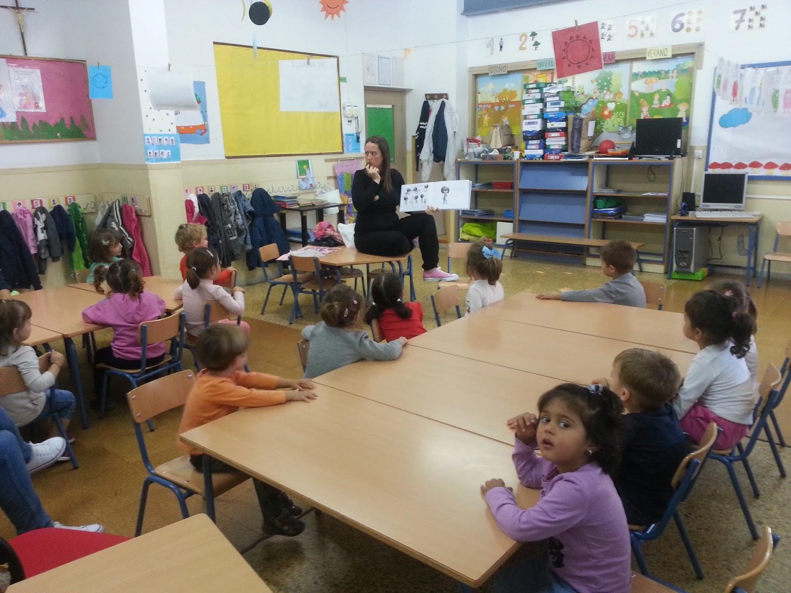 Mi clase de infantil 2016 esta semana hemos comenzado el for Proyecto comedor infantil