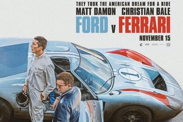 Película Ford vs Ferrari Contra lo imposible