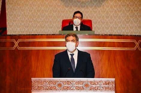 لفتيت من مجلس المستشارين : المغرب اتخذ قرارات شجاعة لمواجهة كورونا وحالة الطوارئ الصحية والحجر الصحي ستبقى مستمرة إلى غاية 10 يونيو✍️👇👇👇