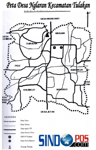 Profil Desa & Kelurahan, Desa Nglaran Kecamatan Tulakan Kabupaten Pacitan