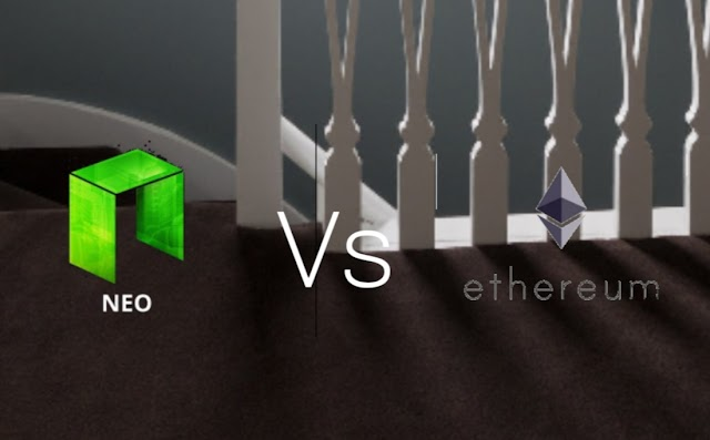 Neo us Ethereum. Top 8 Common Differences
