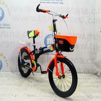 Sepeda Lipat Anak Erminio 618 Folding 16 Inci