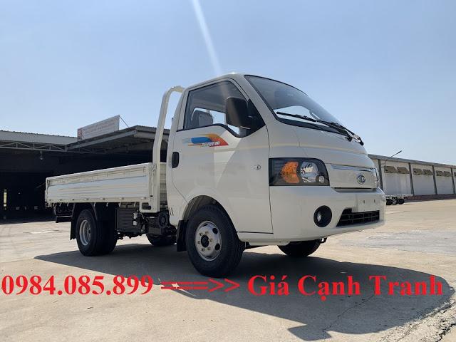 Xe tải Tera 150 thùng lửng
