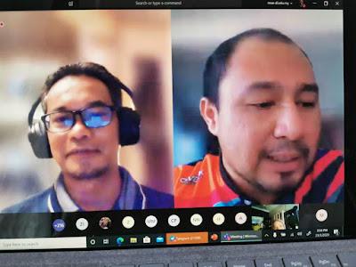 250 Peserta Ikuti Webinar Sembang Santai STEM Bersama Dr Ihsan
