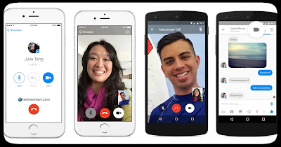 facebook messenger video calling app