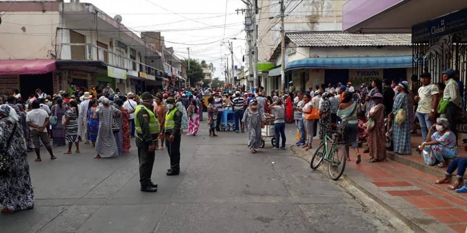 hoyennoticia.com, 82 comparendos se impusieron en La Guajira durante el fin de semana