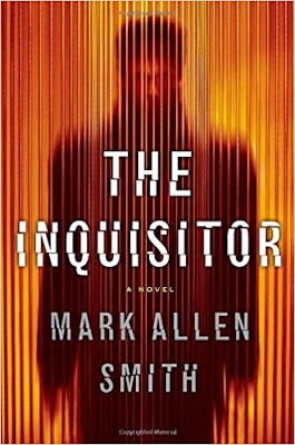 The Inquisitor by Mark Allen Smith (Book cover)