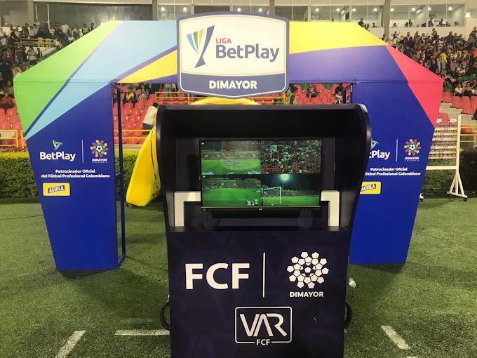 Clásico entre Atlético Nacional y América, por la fecha 8 de la Liga BetPlay 1 2021, tendrá servicio de VAR