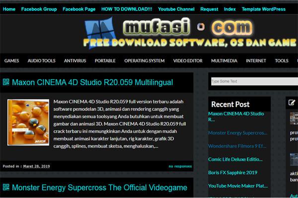 tempat download software gratis terlengkap