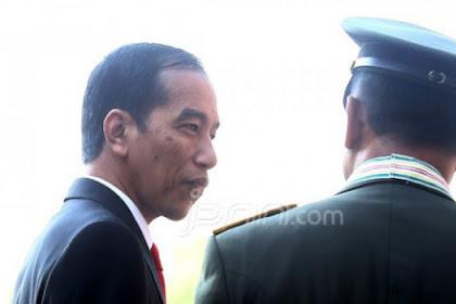 Tak Persoalkan Manuver Panglima TNI Dekati Ulama, Strategi Jokowi Jadikan Gatot Pendampingnya di 2019?