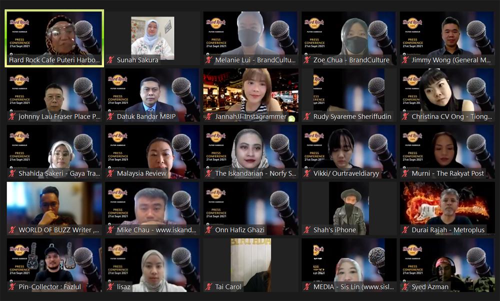 Hard Rock Cafe Keempat Mengumumkan Pembukaannya di Johor Bahru