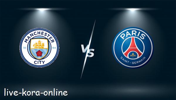 نتيجة مباراة باريس سان جيرمان ومانشستر سيتي اليوم بتاريخ 28-04-2021 في دوري أبطال أوروبا