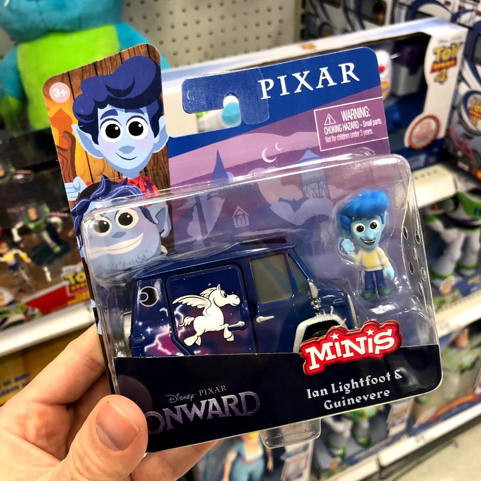 pixar onward toys minis guinevere
