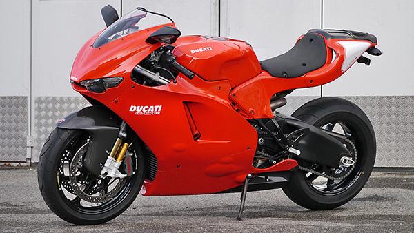 Ducati Desmosedici D16RR NCR M16 worth USD 232,500: WikiAskme