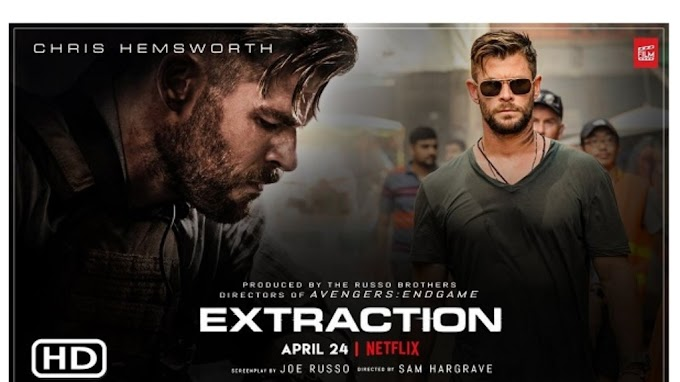 Download Extraction (2020) Dual Audio (Hindi-English)  Movieskiduniya