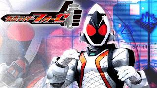 Kamen Rider Fourze Episódio 01