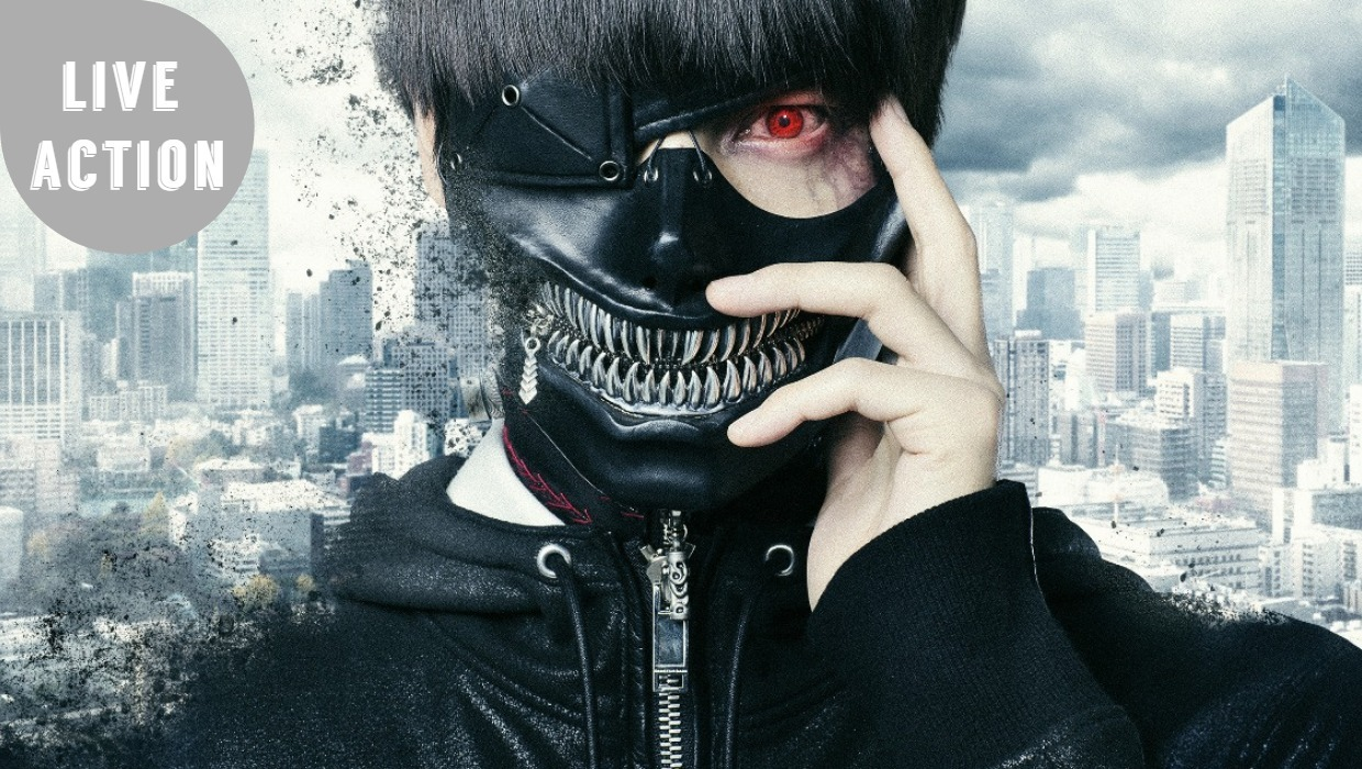 Tokyo Ghoul (2017) Live Action Subtitle Indonesia [BD/Bluray]