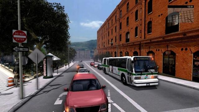bus y cable car simulator san francisco pc full descargar 2012. Black Bedroom Furniture Sets. Home Design Ideas