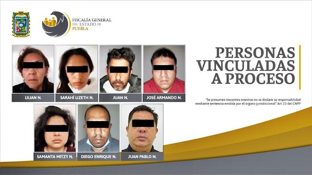 Cayó peligrosa banda de secuestradores, tenían casas de seguridad en Puebla y Tlaxcalancingo