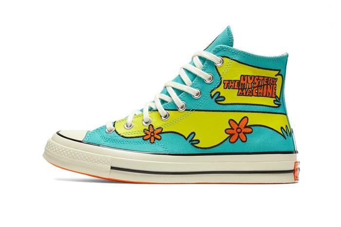 Converse Scooby Doo Chuck 70 Mystery Machine