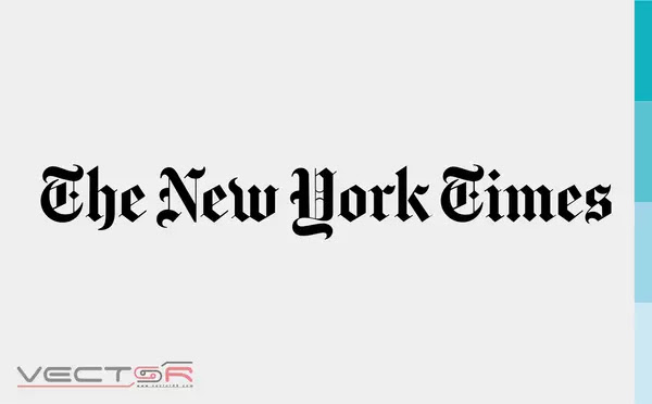 The New York Times (1857) Logo - Download Vector File SVG (Scalable Vector Graphics)