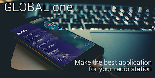 Code Null: CodeCanyon - Global (single station) Android