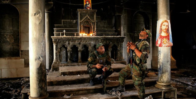 Με πρόσχημα το ΡΚΚ, οι Τούρκοι χτυπούν τους χριστιανούς του Ιράκ