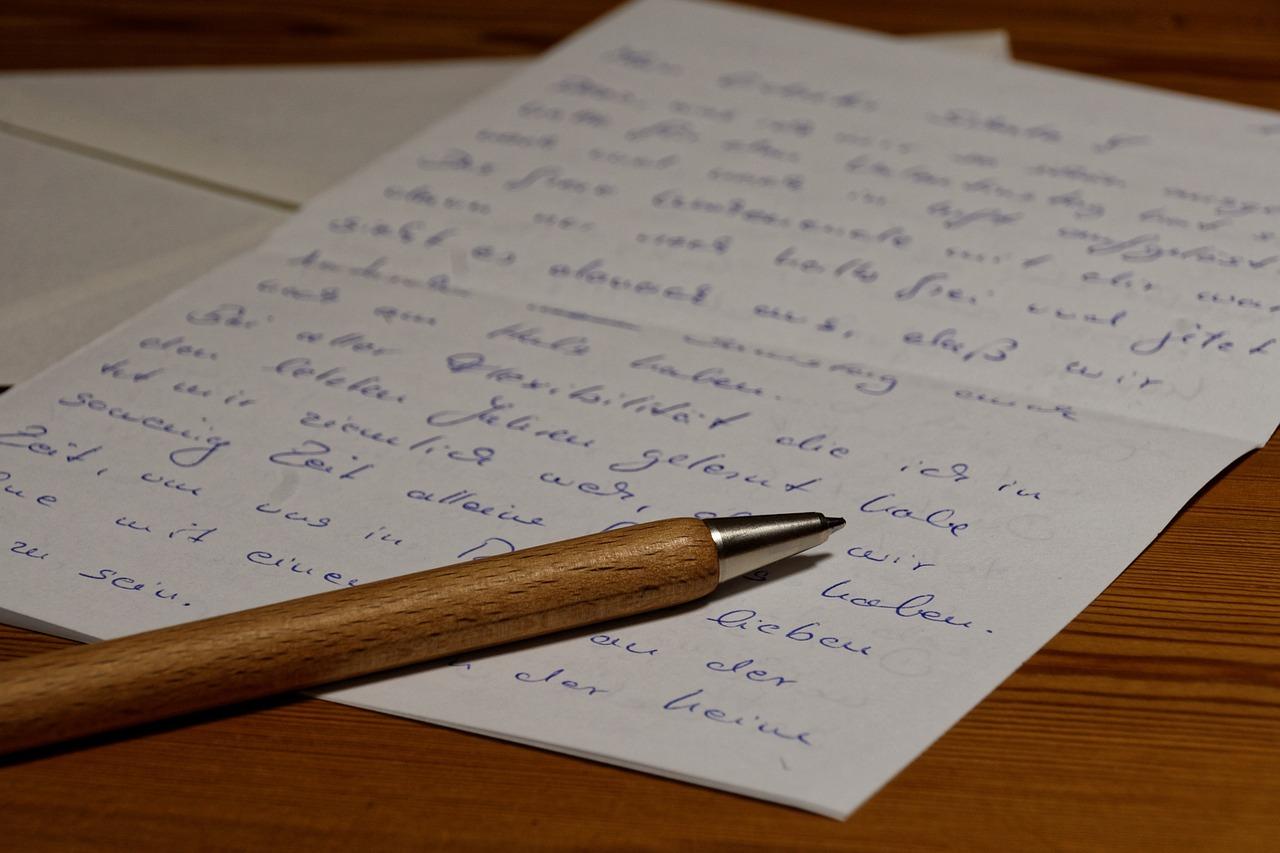 Contoh Surat Pribadi Bahasa Inggris Dan Artinya Brankas Arsip