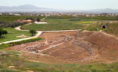 Ancient theatre of Sikyon to be restored