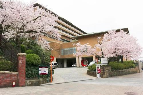 Westing Miyako Kyoto Hotel.