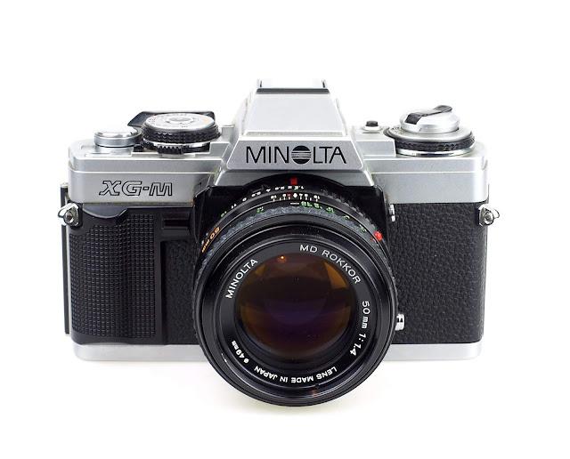 Minolta XG-M (Japan, 1981-1983)