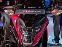 Honda X-Blade 160: The Successor of Indian Version of Megapro